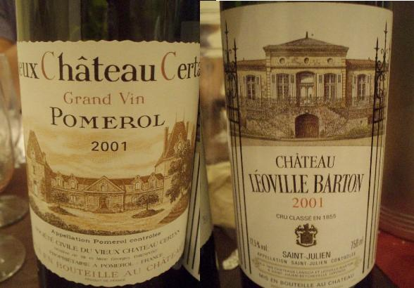 Bordeaux linker- en rechteroever, 23 september 2008