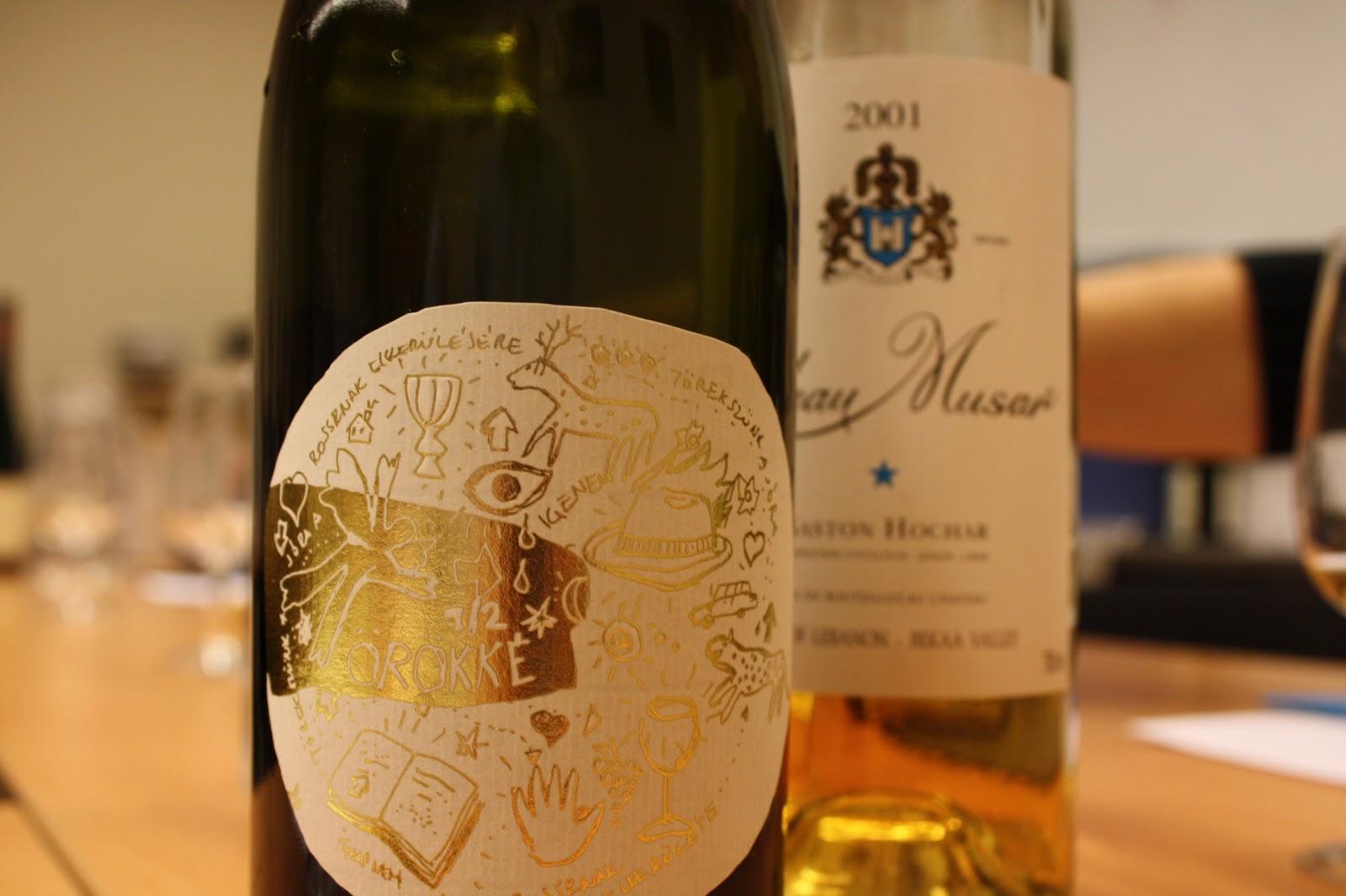 """Prijswinnende wijnen en wijsheid achteraf: """"Eigenlijk onmiskenbaar, bij nader inzien"""""""