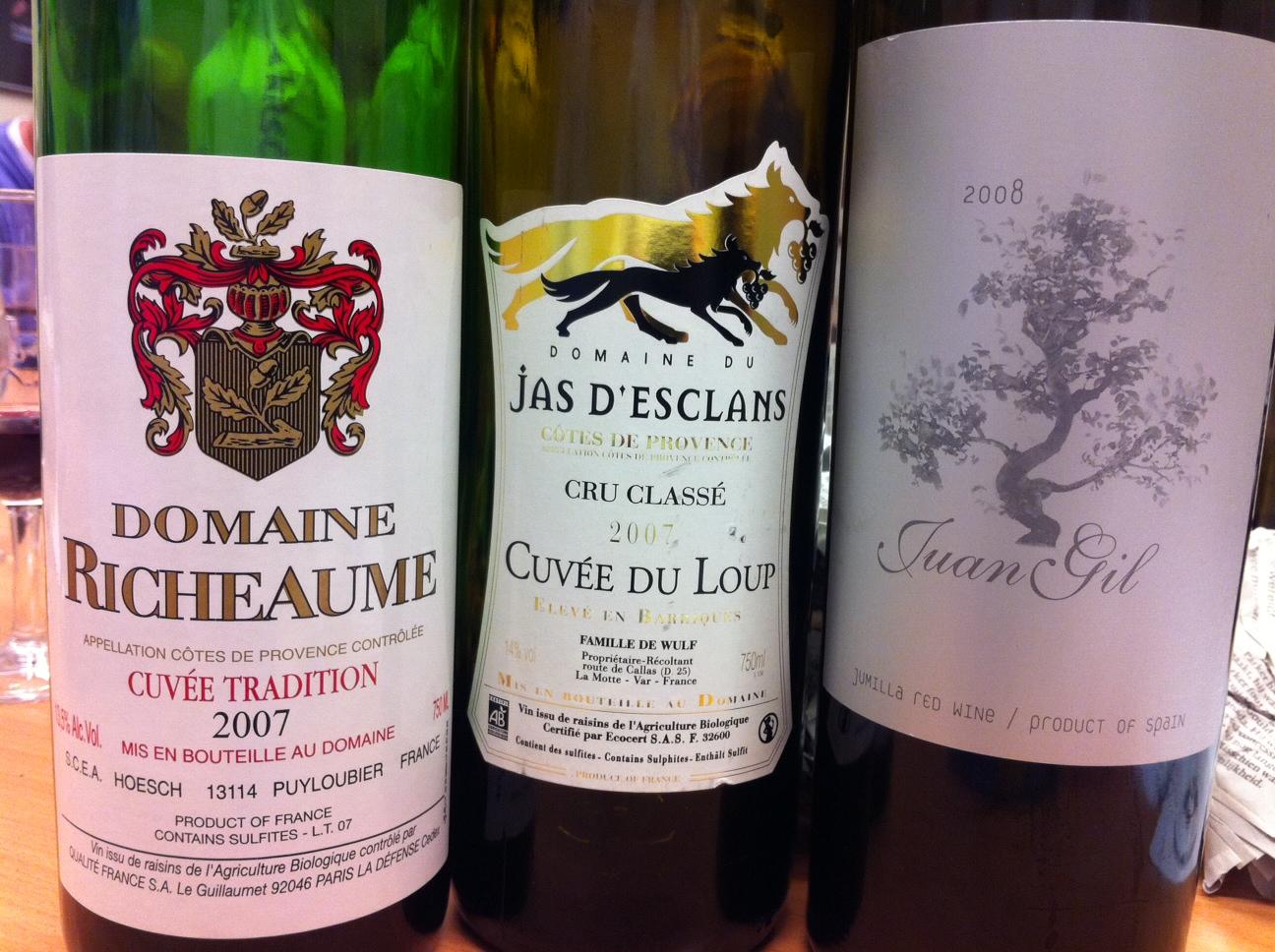Provence met piraten: deze wijn moet nog rijpen, yeah right!
