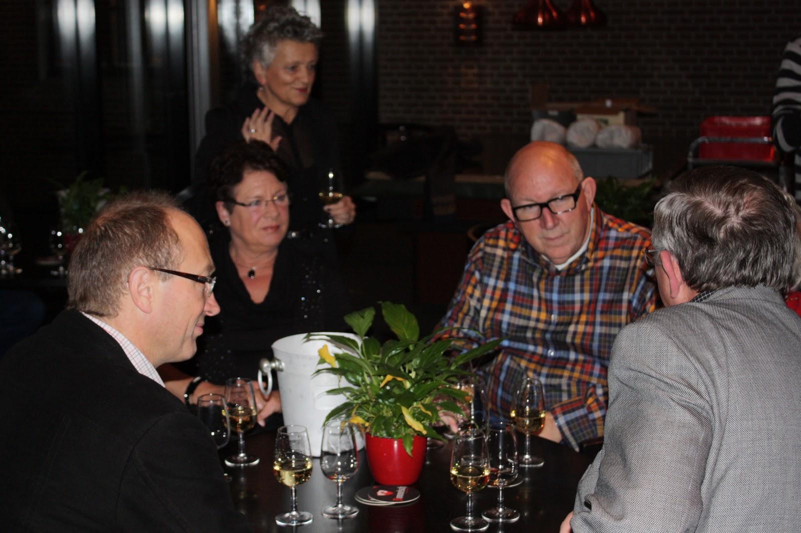 Nieuwjaarsreceptie 2012 met aandacht voor trends in wijnmaken en wijnhandel