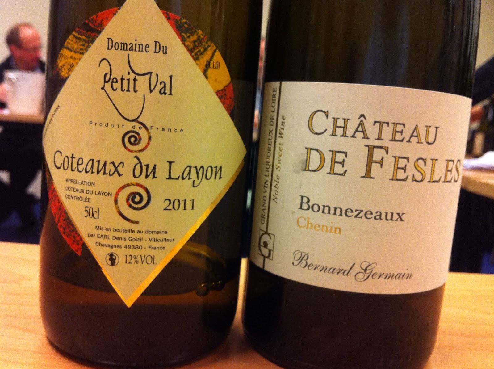 Redekavelen en genieten van Loire wijnen