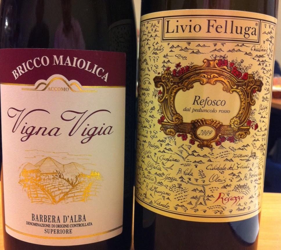 Karaktervolle Italiaanse wijnen die groeien 'in de schaduw van'