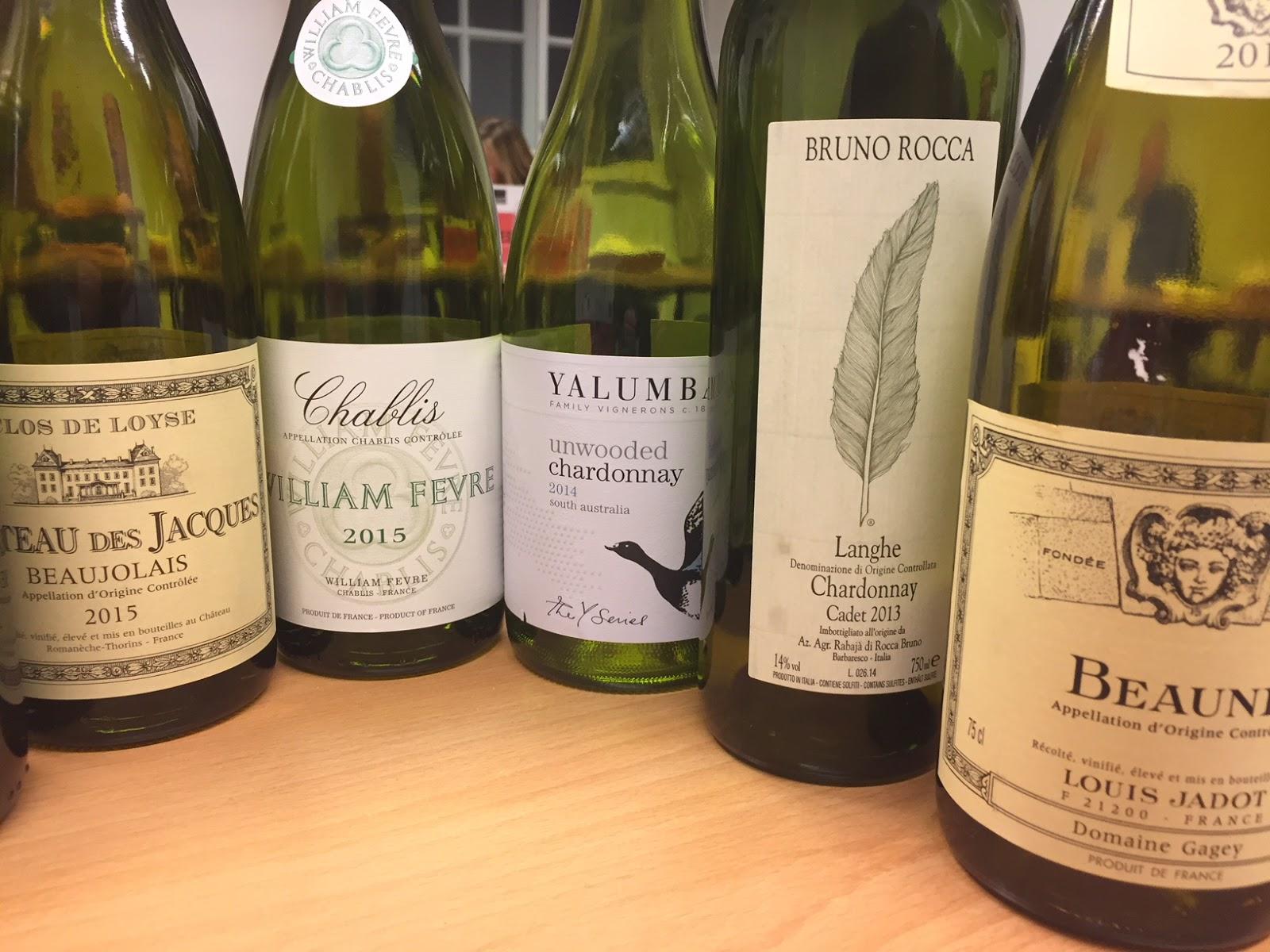Chardonnay van klassiek tot nieuwe wereld doorgeproefd