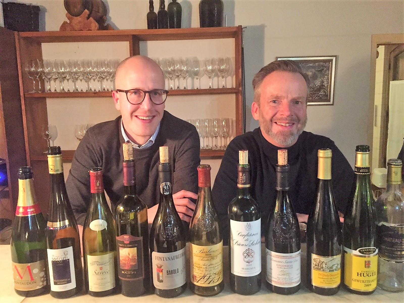 Wijn en spijs combinaties ontregelen onze ideeën