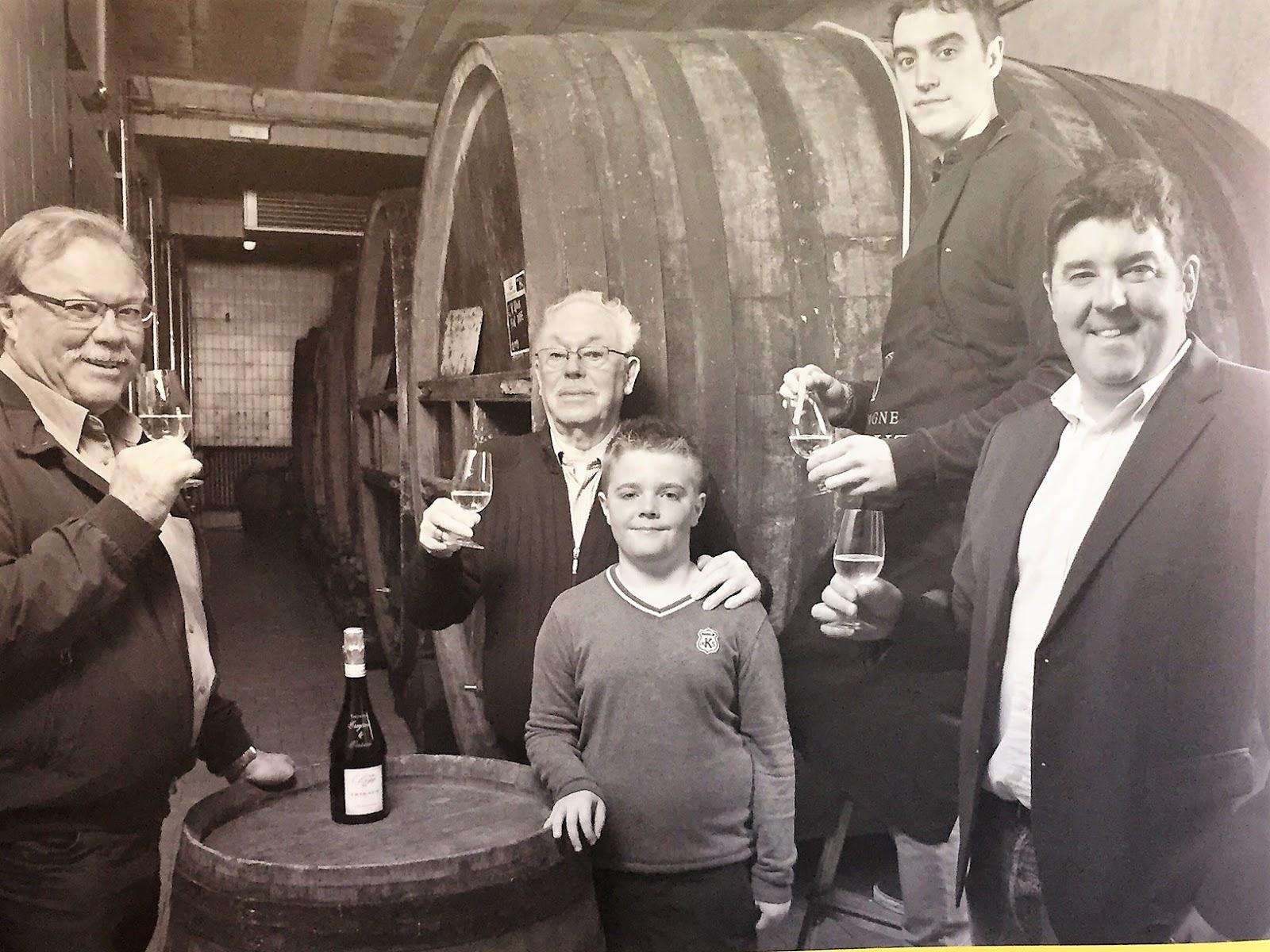 Studiereis Champagne  (3): Tribaut Schloesser