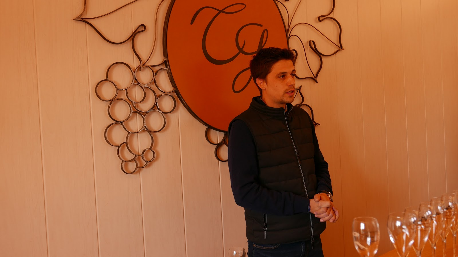 Studiereis Champagne (2): Thierry Grandin, meester van pinot meunier