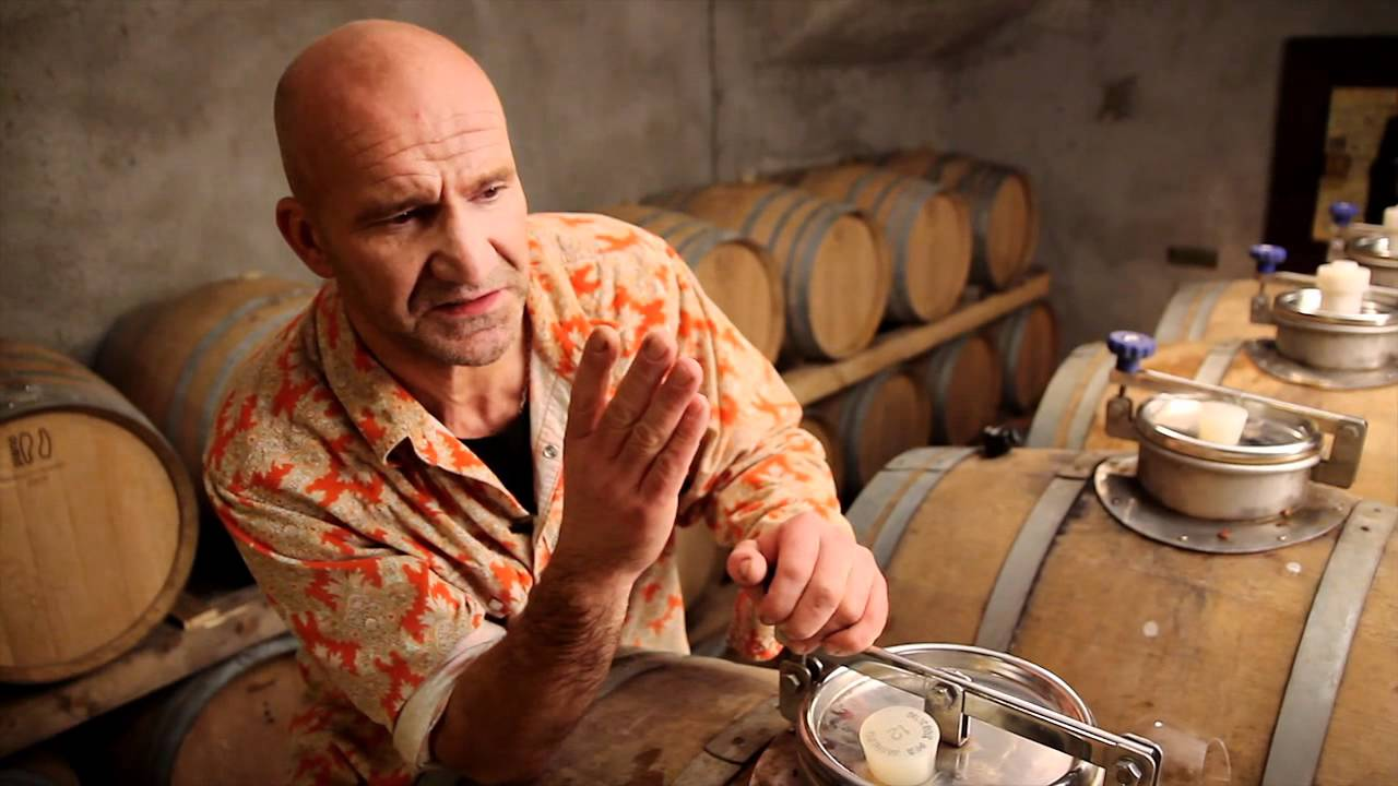 Oranje boven! Wijnen zoals vroeger. Wijnen van de toekomst.