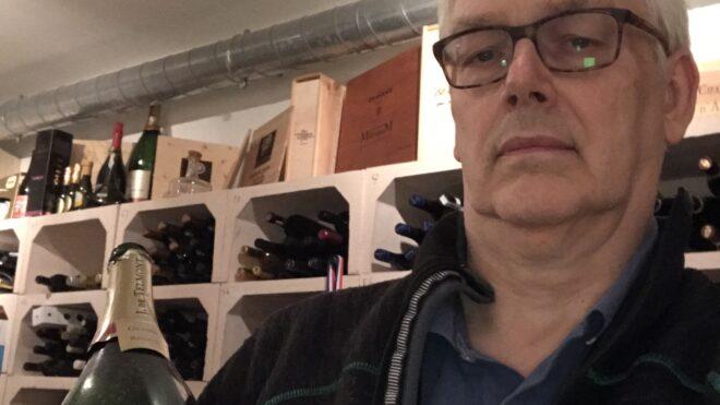 Willem Jan winnaar Champagne kennisquiz
