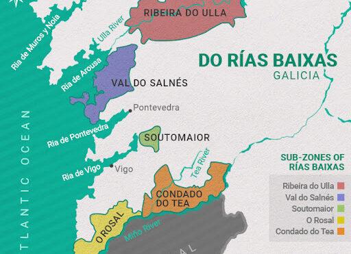 Albariño: vakantie-ervaring mede bepalend voor waardering